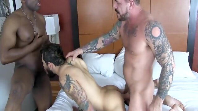 Crazy male in horny.. gay porno bareback  hd