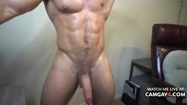 Muscular man full of.. gay porno cam boy  camboy cams
